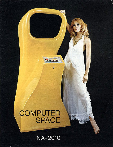 Computer Space Advertisement